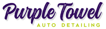 Purple Towel Auto Detailing